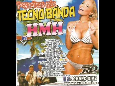 TECNO BANDA HMH PEGADITAS MIX