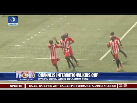 Schools From Ekiti, Osun, Anambra Make Last Eight In Channels Int'l Kids Cup