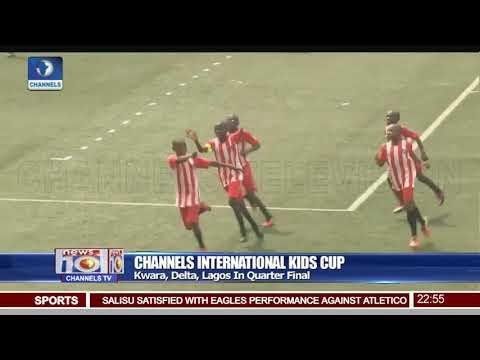 Schools From Ekiti, Osun, Anambra Make Last Eight In Channels Int'l Kids Cup