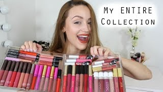 Liquid Lipstick Collection | BATTLE OF THE LIQUID LIPPIES