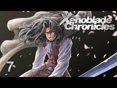 THE RIGHTEOUS BLADE - Let's Play - Xenoblade Chronicles - 7 - Walkthrough Playthrough