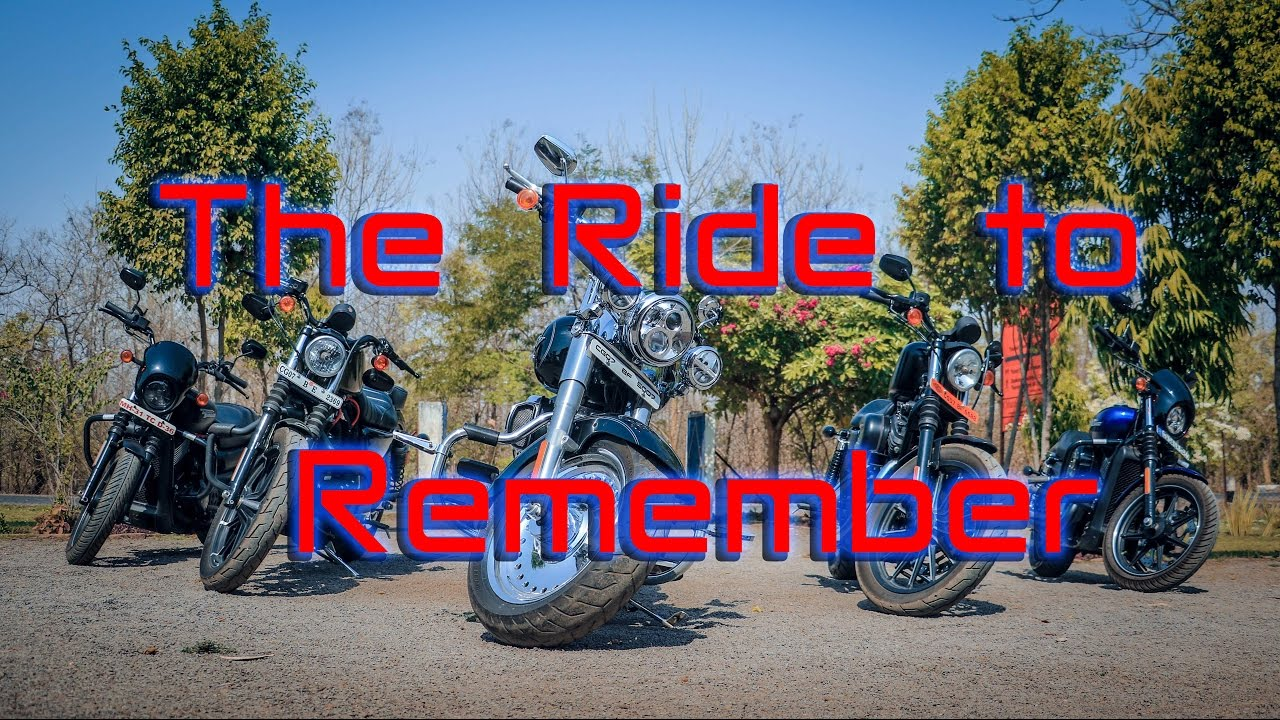 You have to watch this video!! | Harley Davidson group Ride ...