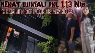 UJI NYALI DI BLACK HOUSE | SAYA TEMUKAN MEREKA TERKURUNG DI KAMAR