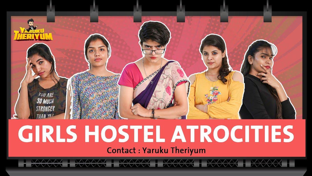 Download Girls Hostel Atrocities | Warden VS Girls | Comedy Video | Yaruku Theriyum