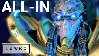 StarCraft 2: When The First All-in Fails... All-in Again?!