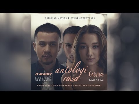 Geisha - Rahasia (OST. Antologi Rasa) | Teaser Lyric Video