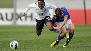 ENGLAND VS CROATIA 1-2: Goals and highlights from Under 18s friendly