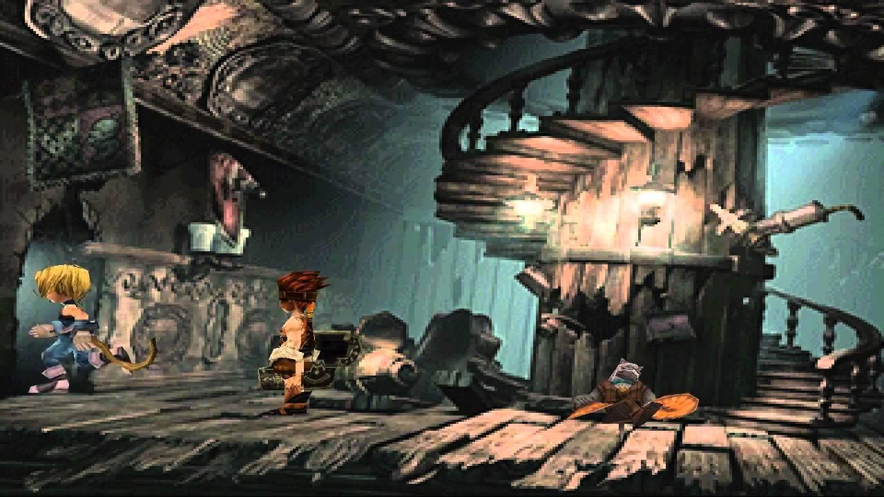 Ancient Forest Guide - Final Fantasy VII / FFVII / FF7