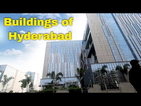 Buildings of Hyderabad │ Part 2 │ Financial District │ Amazo