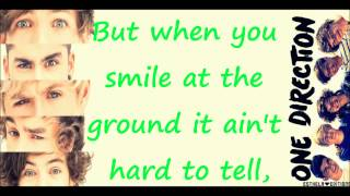 What Makes You Beautiful - One Direction [w/Lyrics] HD