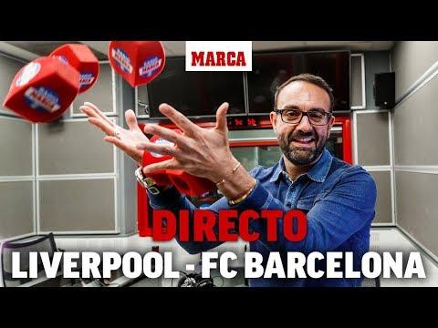 DIRECTO: Liverpool - FC Barcelona, en Radio Marca