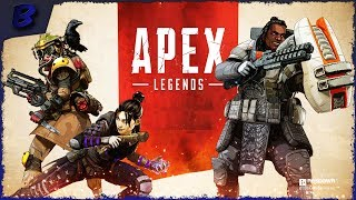 ВАН ДАММ ФАЙТ ● APEX LEGENDS