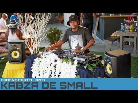 Amapiano | Groove Cartel presents Kabza De Small