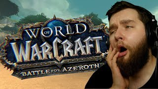 ИГРА В КОТОРОЙ НЕЧЕГО ДЕЛАТЬ - World of Warcraft BFA