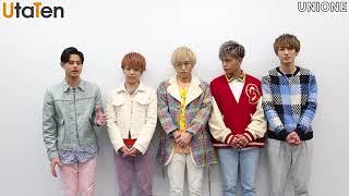 【UNIONE】歌詞を伝える為にメンバーが心がけていることが明らかに!!