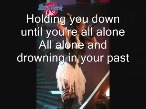 Evanescence-Disappear Lyrics HD