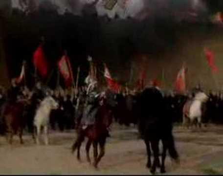 Hulao Gate: Lu Bu vs. Three Brothers