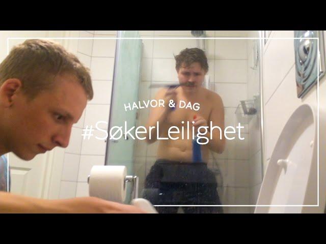 Halvor & Dag: Søker leilighet