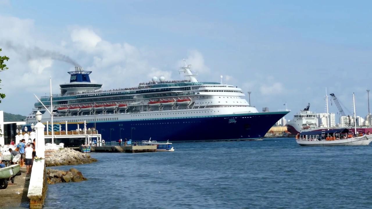 Cruise Ship Pullmantur MS Sovereign Dez YouTube - Ms sovereign cruise ship