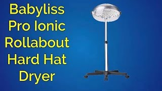 Babyliss Pro Ionic Rollabout Hard Hat Hair Dryer