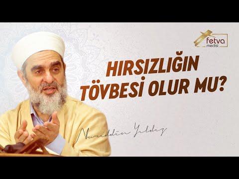 Hırsızlığın Tövbesi Olur Mu ?-Nureddin Yıldız - Fetvameclisi.com