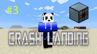 מיינקראפט- Crash landing- פרק 3: העצלנות משתלטת