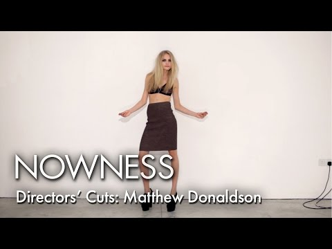 "Director's Cuts: Cara Delevingne in ""Cara"" by Matthew Donaldson"