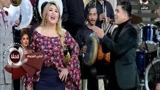 حسن شاكوش و عمر كمال - مهرجان بنت الجيران - بهوايه - يتالقون مع مها احمد علي المحور