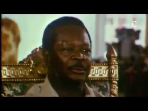Empereur Bokassa et la Centrafrique