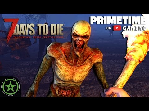 Let's Play - 7 Days to Die Hard Mode (YT Primetime)