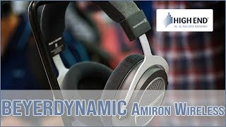 beyerdynamic Amiron Wireless vorgestellt