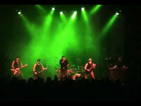 Astral Doors - Evil Is Forever (selfmade from the 2005 tour).