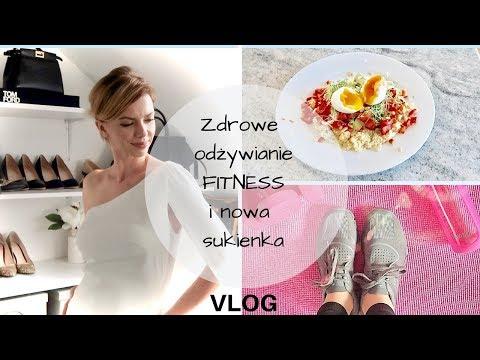 Zdrowe Odżywianie, Fitness I Nowe Odkrycie JJ's House | VLOG | BEATA M