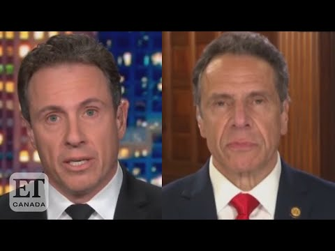 CNN's Chris Cuomo apologizes for 'inappropriate' conversations ...