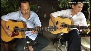 Để Nhớ Một Thời Ta Đã Yêu * hòa tấu guitar: Lâm_Thông*