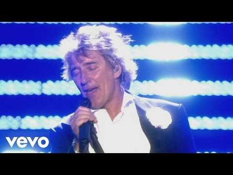 Rod Stewart - Blue Moon (from One Night Only! Rod Stewart Live at Royal Albert Hall)