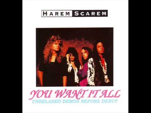 Harem Sacerm - You Want It All: The Early Demos 1990 (Full Album)