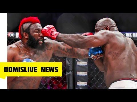 Kimbo Slice vs Dada Dada BREAKING Dada 5000 In Critical Condition Bellator 149 Full Fight Highlights