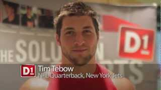 D1 Experience with Tim Tebow at D1 Orlando