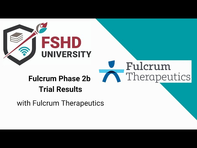Fulcrum Phase 2b trial results