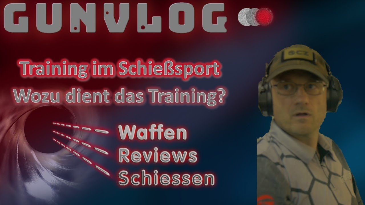 Wofür ist das Training im Schießsport?