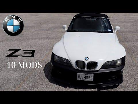 BMW Z3: 10 Mods For Your Z3
