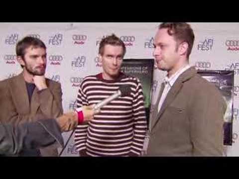 Sigur Rós - Red Carpet Interview at AFI FEST 2007