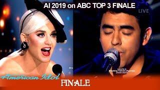 "Alejandro Aranda ""Tonight"" original song on piano | American Idol 2019"