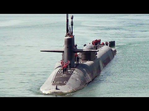 Cruise Missile Submarine USS Ohio Visits Malaysia