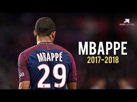 Kylian Mbappé  Dribbling Skills & Goals 20172018