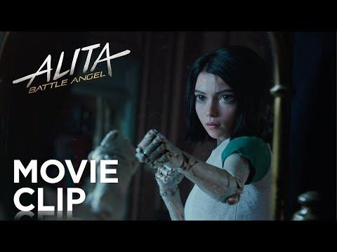 "Alita: Battle Angel | ""Mirror Punch"" Clip | 20th Century FOX"