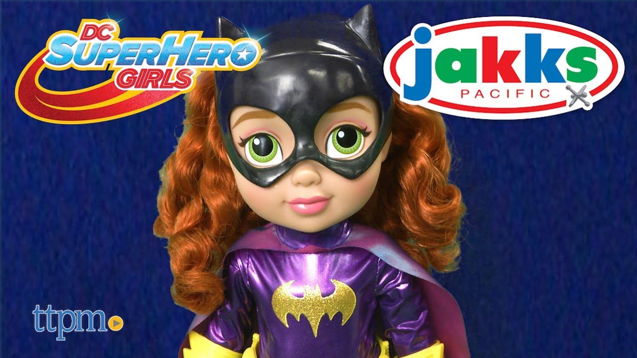 DC Toddler Wonder Woman Supergirl Batgirl by Jakks