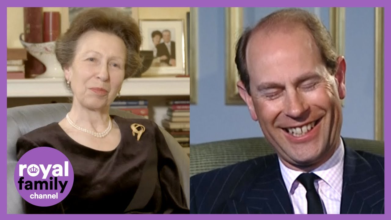 Princess Anne pays tribute to her father, Prince Philip, as Harry ...
