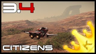 Star Citizen 3.4 Gameplay - Citizens of the Stars